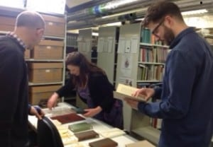 Selecting items for the digitisation pilot