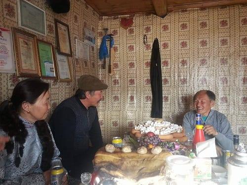 Dondog, Purev Hai, Altaa Egshee 2017