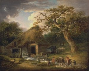 George_Morland_-_The_Old_Water_Mill_-_Google_Art_Project