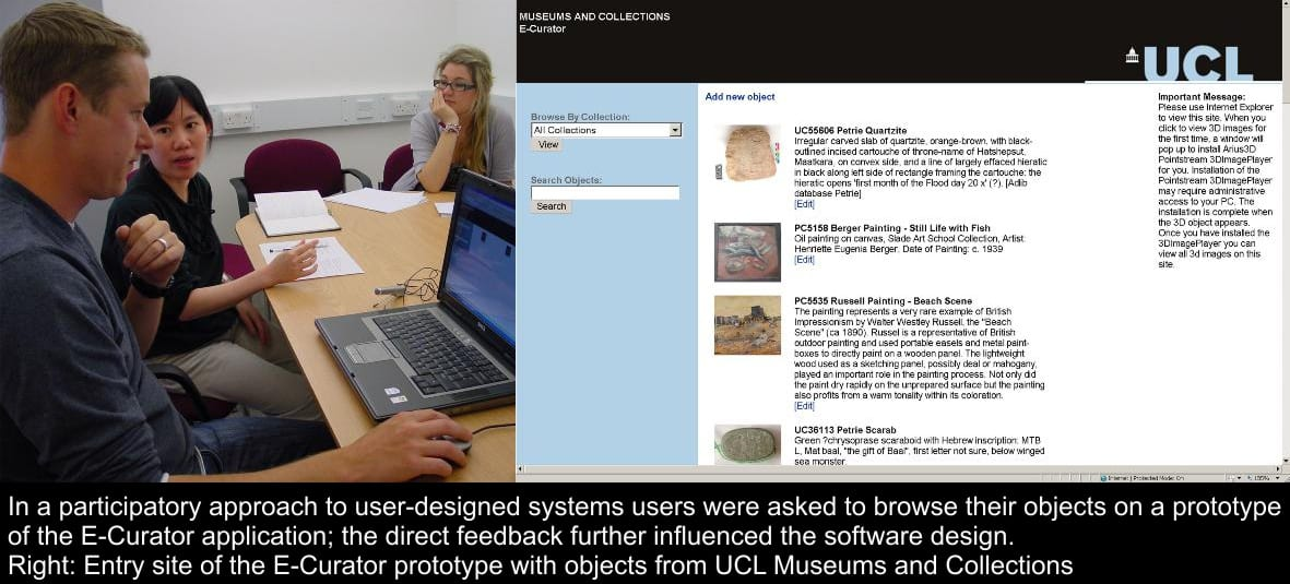 Chapter 5: 3D recording and museums | UCL Digital Humanities in Practice