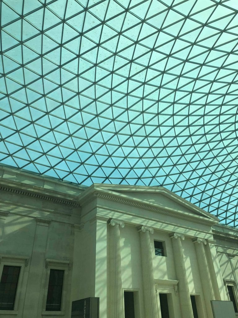 British Museum Great Court UCL Summer School