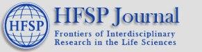 HFSP Journal (Copyright © 2008 HFSP Publishing; © HFSPO)