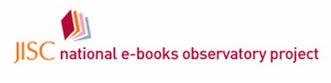 Jisc e-books