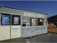 Rebuild Shop at Onagawa