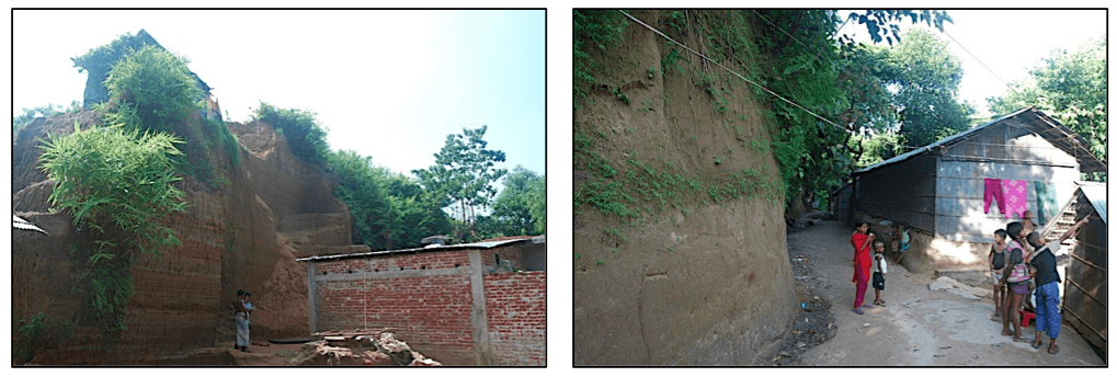 Vulnerable Houses in CHD