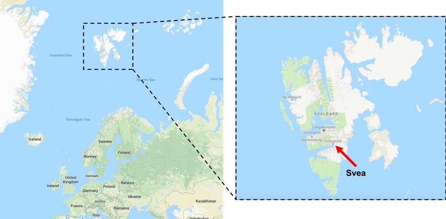 Summary of Field Work on Sea Ice performed in Svalbard, March 2018 ...