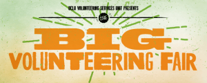 The Big Volunteering Fair
