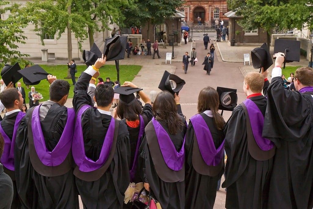 UCL Graduation 2008