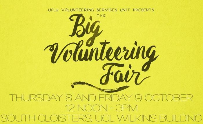 VSU's Blg Volunteering Fair 2015