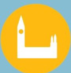 Government & Policy Week icon showing Houses of Parliament