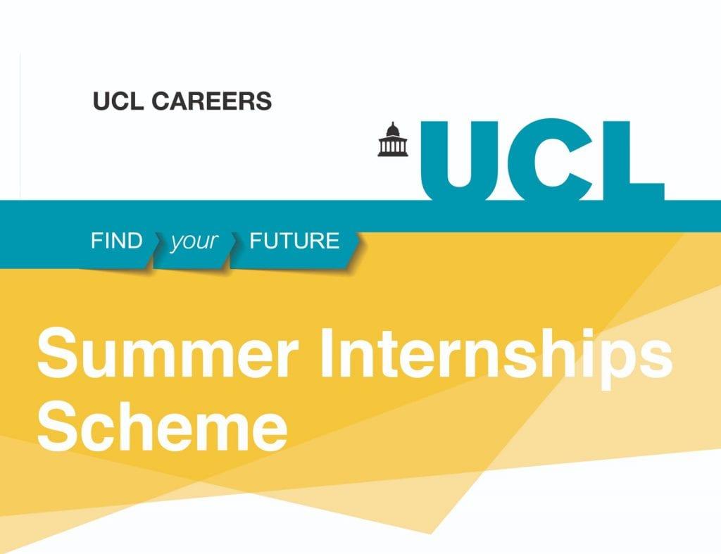 Summer Internships Scheme