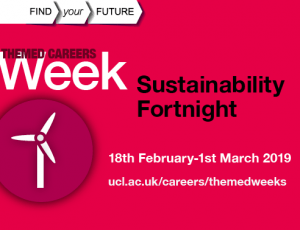 Sustainability Fortnight - 18th February to 1st March