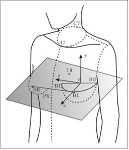 The breast in three dimensions. Zhou et al 2012.