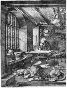 St Jerome in his Study - 1514