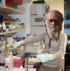 Darwin as a modern scientist
