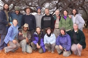 June 2010 Simpson Desert Team