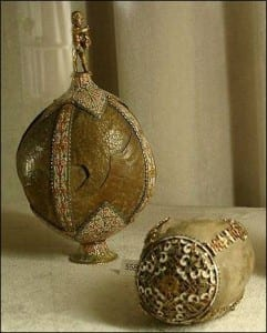 Bezoars from the Middle Ages