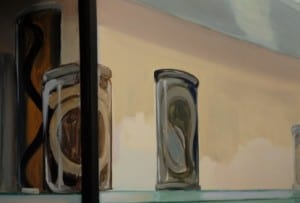 Jars in Viewpoint - Sarah Cameron (2013)