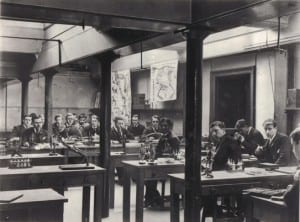 Students taught in the Museum by E Ray Lankester in 1887