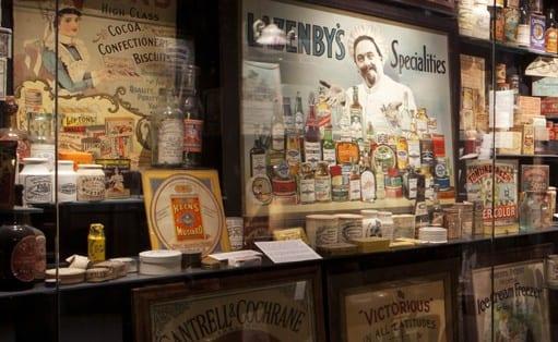 Museum of Brands