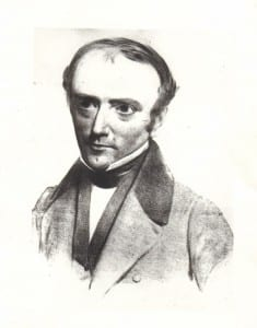 Robert Grant in the 1820s