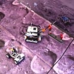 Playing with Lego Mars Rovers, in the name of Science...