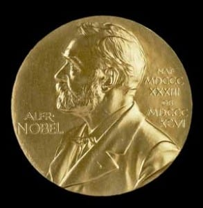 Sir William Ramsay's Nobel Prize Medal