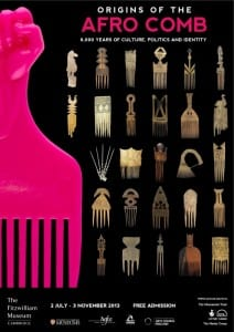 Origins of the Afro Comb