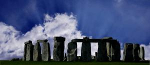 Sunny Stonehenge. copyright stonehenge.com