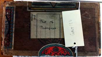 Pantagraph label