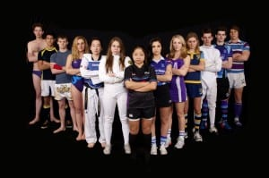 Varsity teams, copyright UCLU