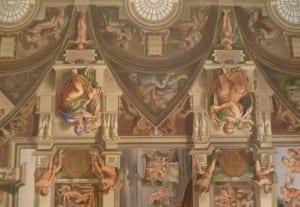 Ludwig Grüner's Sistine Chapel