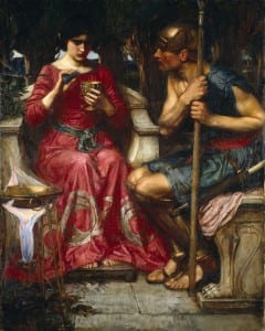 Medea and Jason, Waterhouse
