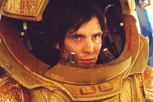 Cillian Murphy in Sunshine, directed by Danny Boyle.