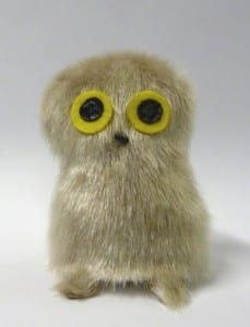 Ookpik owl (C) Tannis Davidson