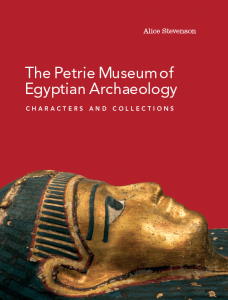 Front Cover of Petrie Museum Book