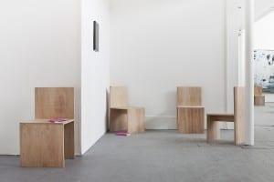 Anja Olofgörs, Social Constructs, Slade MA Degree Show, 2015