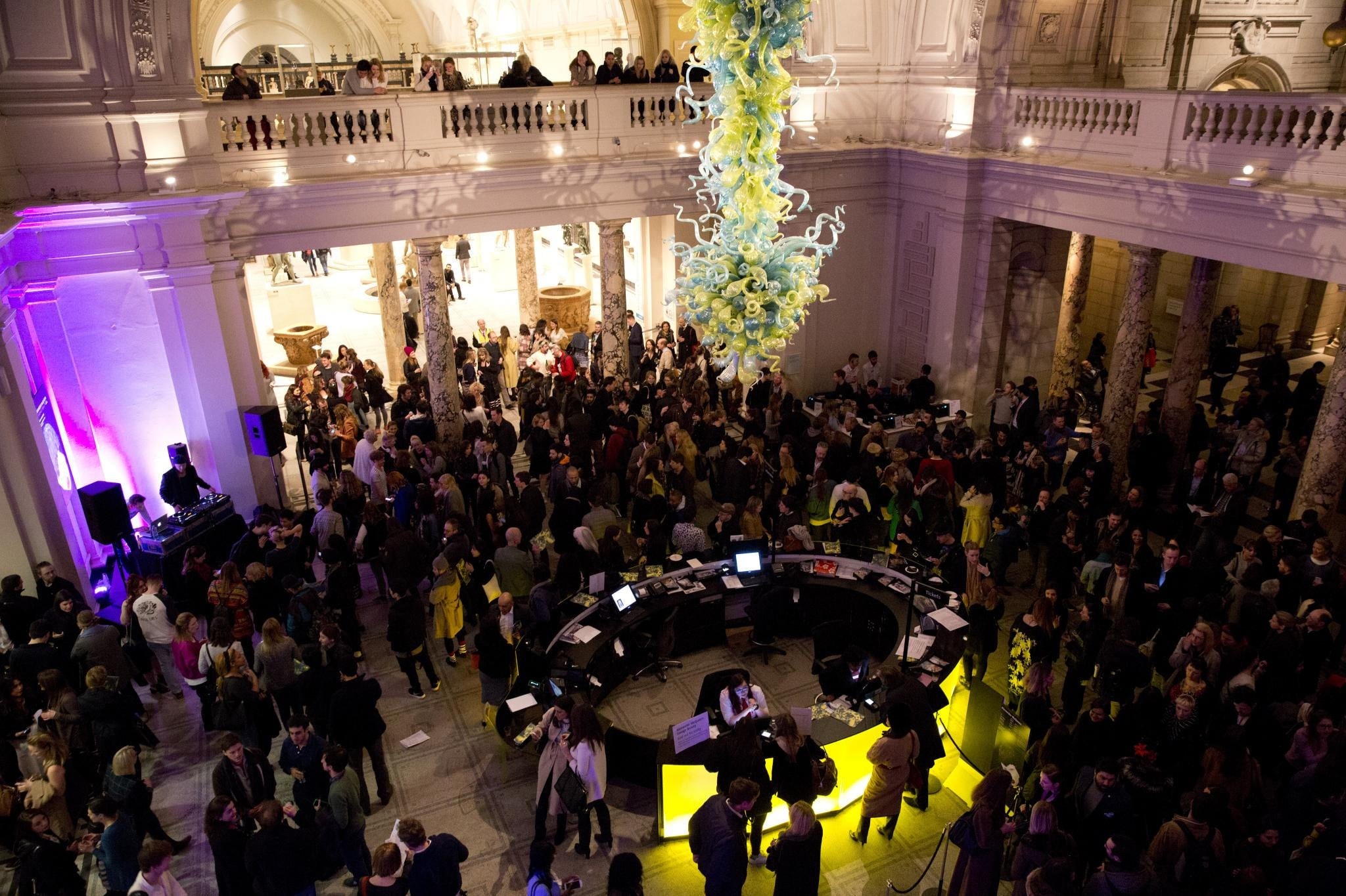 Museum Lates London Why do museums bother running events ucl museums collections blog friday late c victoria and albert museum london sisterspd