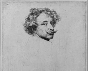 Dyck, Anthony van (1599-1641), Anthony Van Dyck, 1645, UCL Art Museum Collection