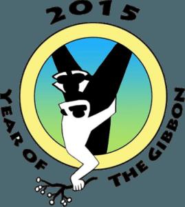 Year of the Gibbon Logo
