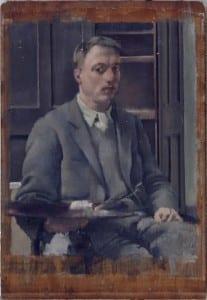 Jesse Dale Cast Self Portrait, c. 1926 – 1930, © The Artist's Estate, Jess Dale Cast, UCL Art Museum