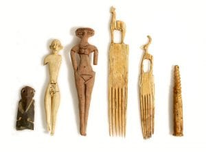 Objects from the Petrie Museum of Egyptian Archaeology