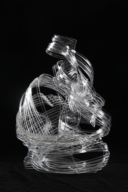 Acrylic Sculpture. Neus Torres Tamarit