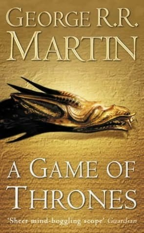 Third book in a song of ice and fire