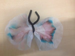 Chromatography Butterflies!!