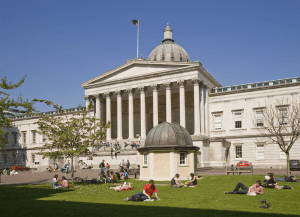 UCL quad (UCL Media Relations)