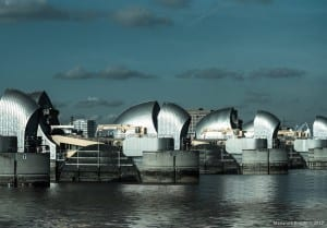 Thames Barrier (c) M Knight, UCL