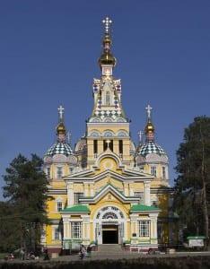 Zenkov Cathedral, Almaty (CC BY-SA 3.0)