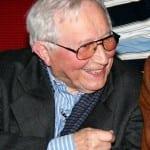 Tadeusz Różewicz in 2006 (CC BY-SA 2.5)