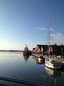EMG Tønsberg coast